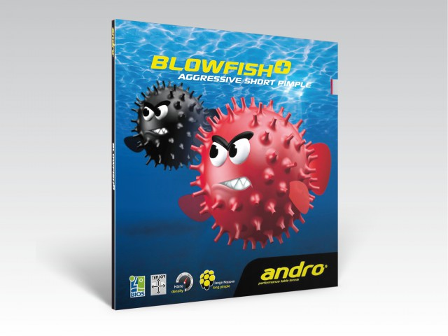 BLOWFISH + Andro
