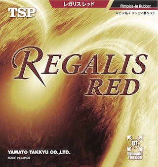 REGALIS RED TSP
