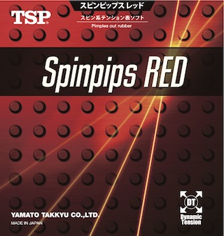 SPINPIPS RED TSP