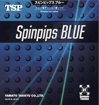SPINPIPS BLUE TSP